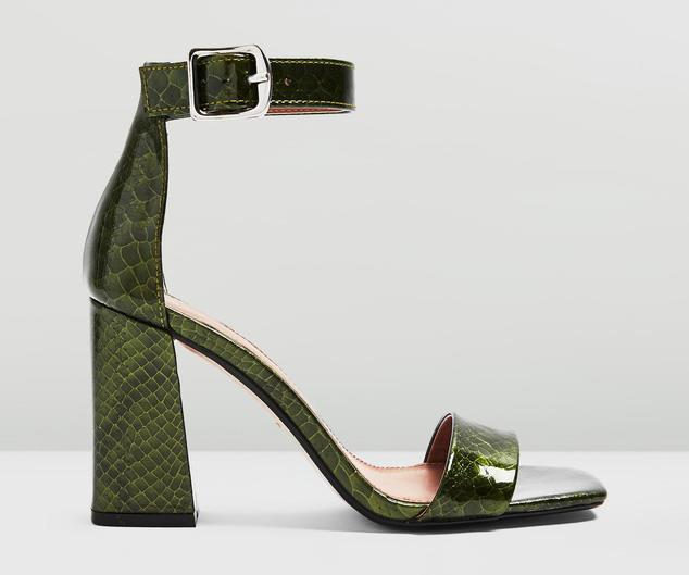 "[Topshop Suki green block heels, $70, from The Iconic](https://www.theiconic.com.au/suki-block-heels-912039.html|target=""_blank""