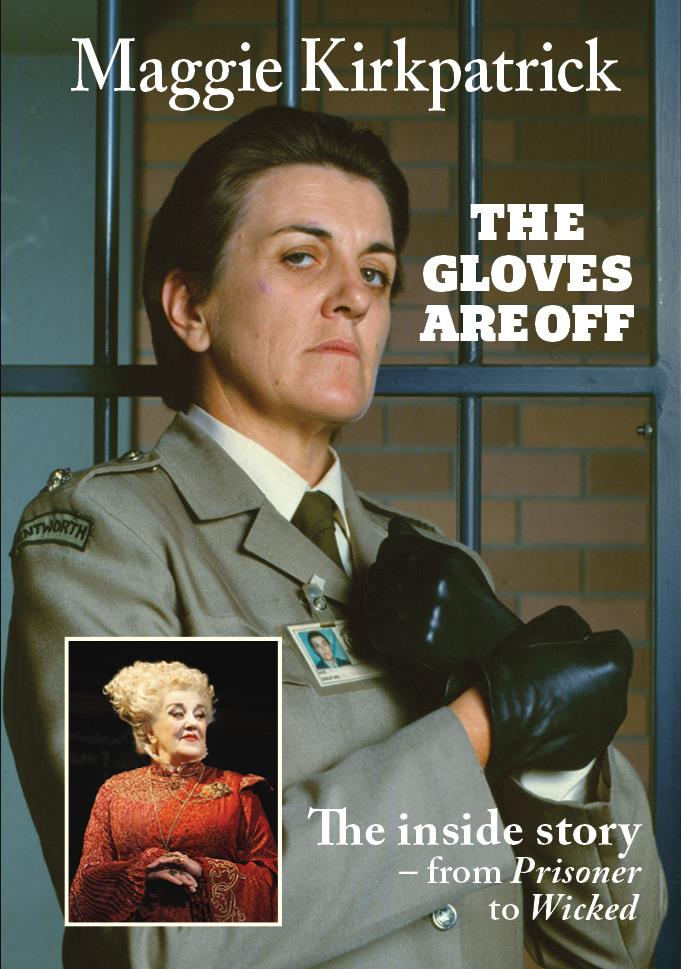 Maggie's new book *The Gloves Are Off* is a no-hold's barred look at her remarkable life.