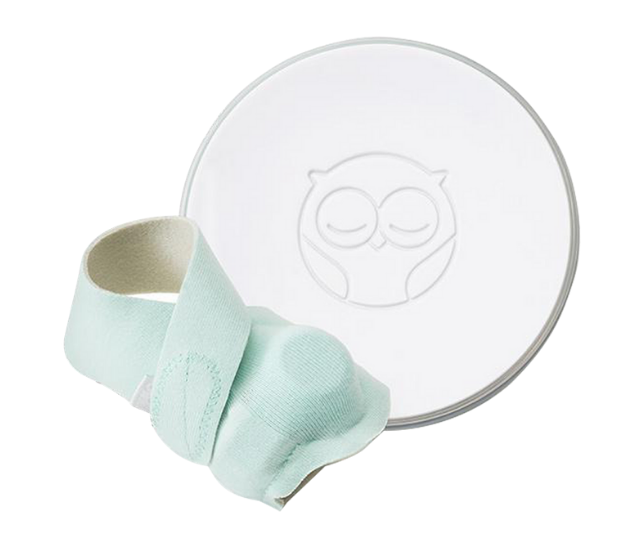 The Owlet Smart Sock 2 tracks your baby's heart rate, oxygen levels and sleep.