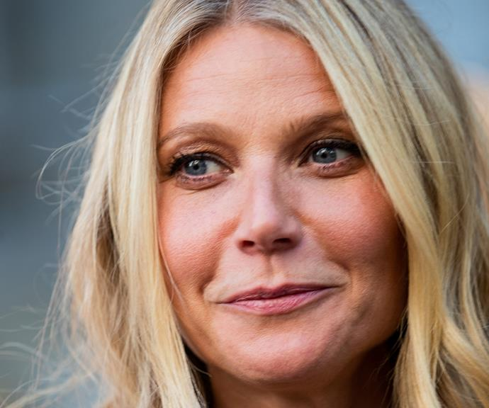 Gwyneth pictured in July 2019.