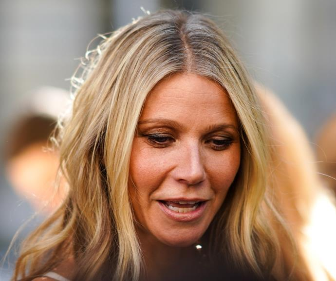 Gwyneth says she no longer gets Botox.