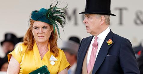 Sarah Ferguson dumps Prince Andrew amid Epstein scandal | Woman's Day