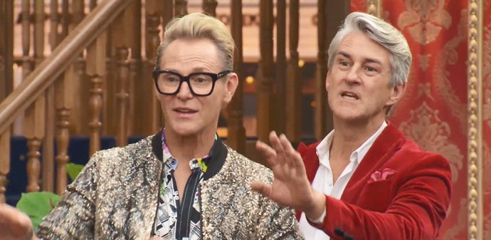 Mitch and Mark were offended by the remarks.