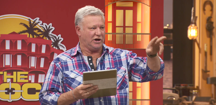 Scott's comments unleashed fury on The Block.