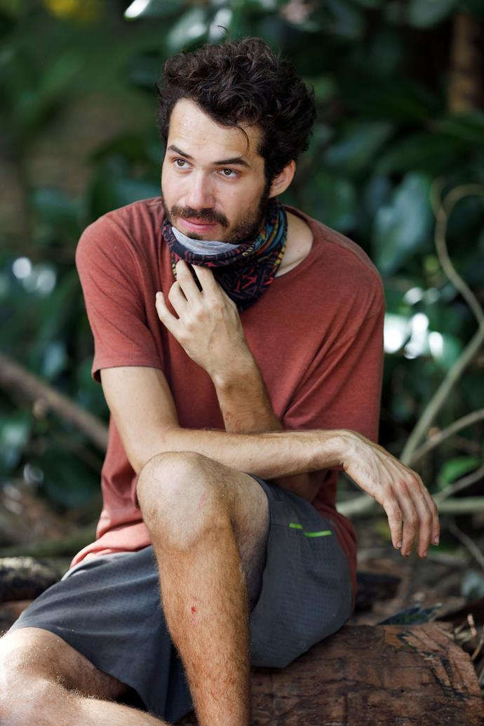 """Baden reveals tribal council was a """"frustrating"""" experience."""