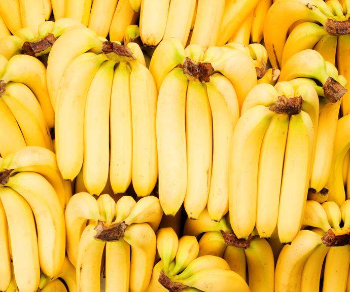 Bananas are cheap, healthy and portable.