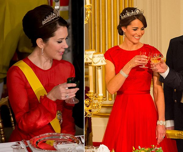 Cheers to these royal fashion icons!