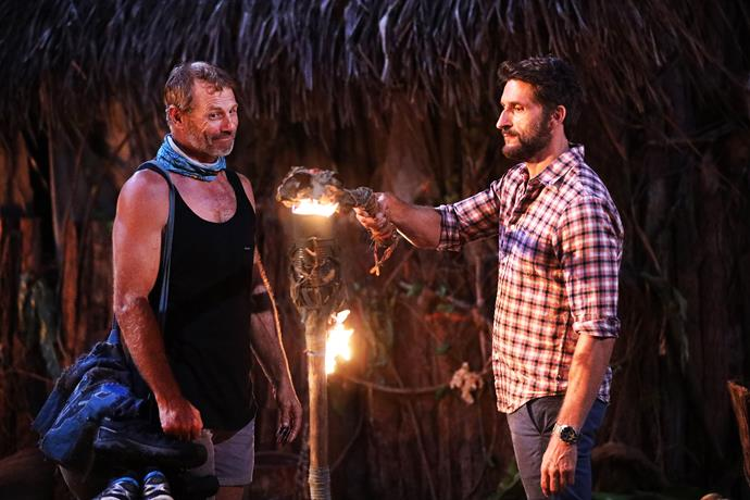 JLP snuffing ET's torch on Australian Survivor.