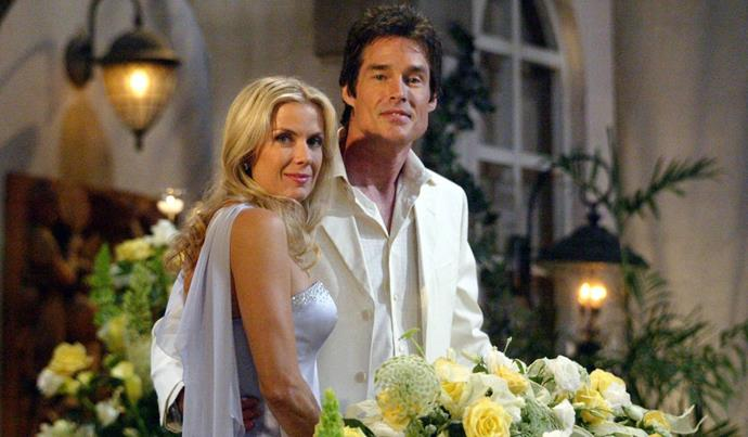 Brooke and Ridge get married...again!