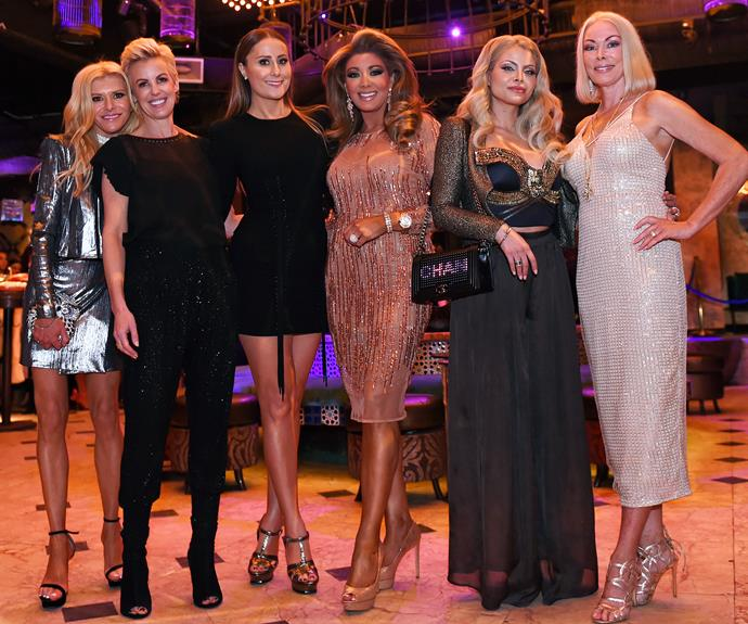The *RHOM* Season 4 cast!