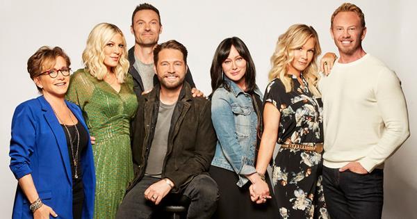 BH90210 finally sets Australian premiere date on Channel 10 | TV WEEK