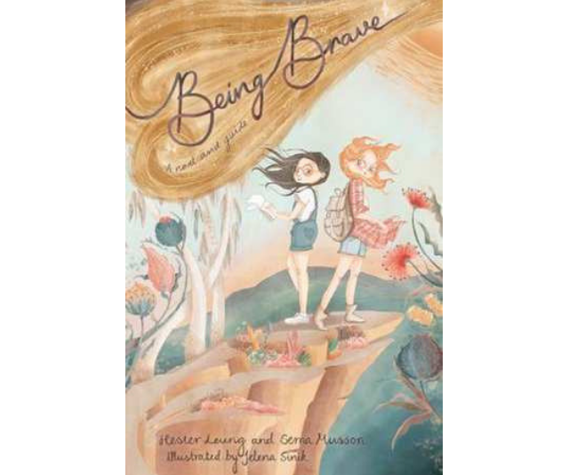 """***Being Brave* - Hester Leung and Sema Musson:** Written by two career mothers and friends, *Being Brave*, is a novel and personal development guide for young girls about self esteem and resilience. Co-authors Hester Leung and Sema Musson wrote the book as a result of the struggles they had when they were growing up and turning it into something positive. """"We felt like we wanted to shared the tools that helped us through moments of self doubt and inner criticism when we were young. We also felt in today's society given the increased challenges young girls are facing with social media, more than ever this book should be a crucial part of their toolkit!"""""""