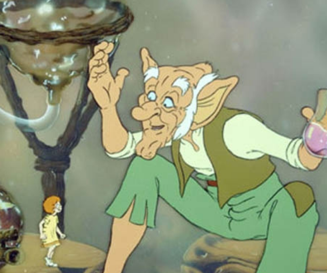 "***The BFG* - 1989:** Roald Dahl's tale of the lovable Big Friendly Giant and his little pal, Sophie was originally adapted as an animation in 1989. Stories abound that after Roald Dahl saw the movie for the first time at a screening, he gave it a standing ovation. What makes *The BFG* story even more special, is the fact that Dahl dedicated it to the memory of his daughter, Olivia, who tragically [passed away from complications due to measles.](https://www.nowtolove.com.au/health/diet-nutrition/anti-vaccination-book-bombarded-with-hilariously-scathing-reviews-12696|target=""_blank"")"