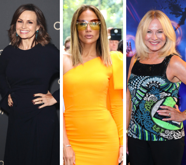 Lisa Wilkinson, JLo and Kerri-Anne Kennerley are all over 50 and are at the top of their game.