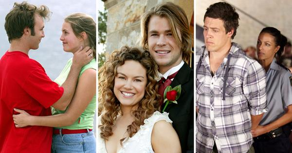 Home and Away's most shocking romances   TV WEEK
