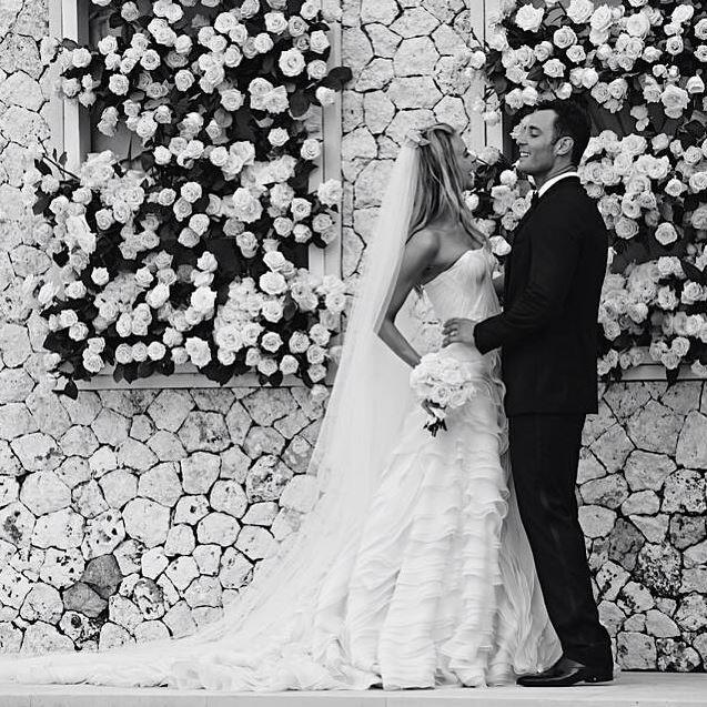 Jen and Jake married in a lavish ceremony in Bali back in 2013.