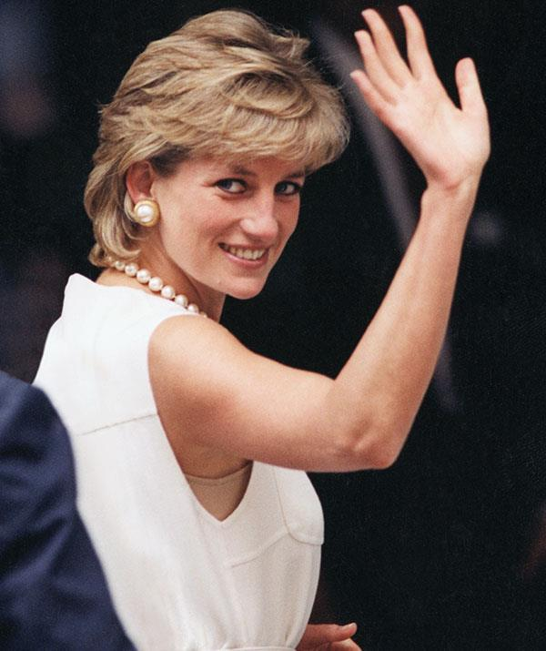 Diana tragically died August 31, 1997 in Paris.