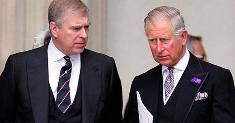 Princes Charles's latest feud with brother Prince Andrew | Woman's Day