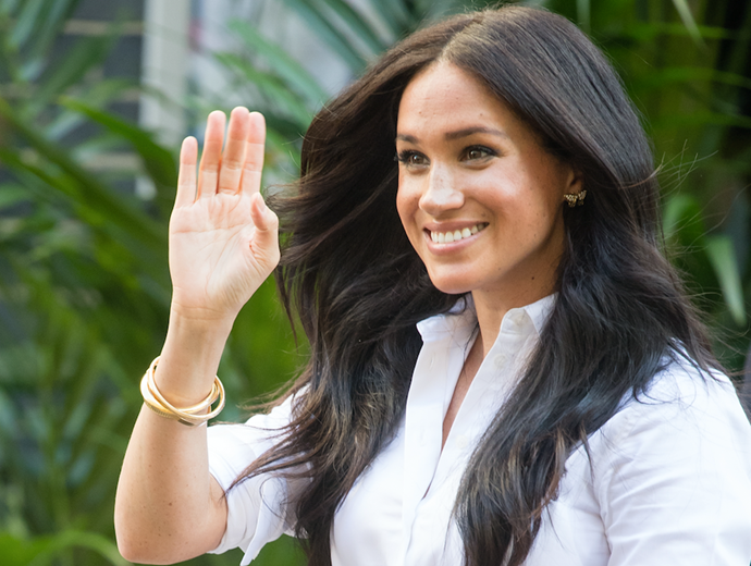 She might be the Duchess of Sussex, but it appears Meghan is *also* the Queen of hosting a darn good event.