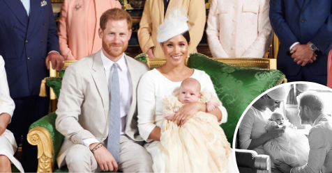 Sussex Royal release never-before-seen photo of Archie Harrison | Australian Women's Weekly