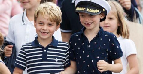 Prince George has play dates at Kensington Palace | Australian Women's Weekly