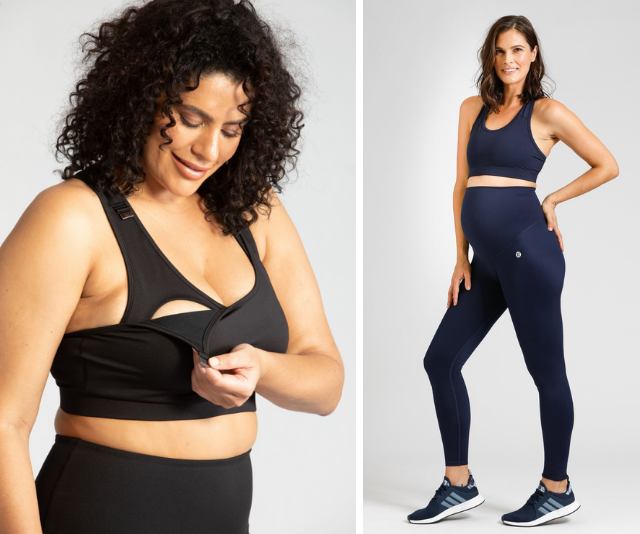 """Pregnancy and breastfeeding shouldn't impact your ability to be active, however there's no denying that the changes in your body mean you do need a little extra comfort and support. Aussie label, [Active Truth](https://www.activetruth.com.au/collections/pregnancy-tights