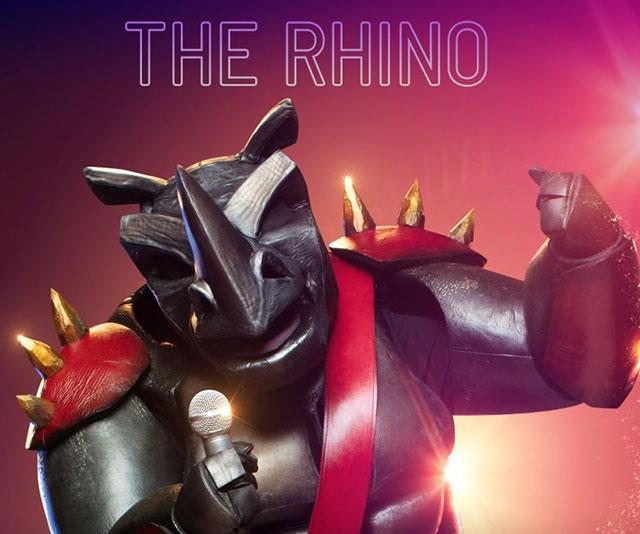 "**The Rhino** <br> * ""I'm dangerous."" <br> * ""When I want something don't get in my way, because that's how I got to the top."" <br> * ""I seem laid back and it's hurt me in the past."" <br> * ""In my career I hopped from one job to the other."" <br> * ""I've settled down from my rock star days."" <br> * ""I was almost an extinct species and falling out of the spotlight was tough."" <br> * ""My greatest success came when the Olympics came to Sydney."" <br> * ""The only thing that saved me was my funky rhino moves"" <br> * ""So now I'm big on working within my limitations"" <br> * ""I've always moved well showing off some very fancy footwork."" <br> * ""Now it's time for me to show you all that I'm an all-star."" <br> * ""I'm proud of where I came from but not every destination along the way."" <br> * ""Punching a plastic swan"" <br> * ""This isn't the first time for being in the spotlight for good or babe"" <br> * ""I celebrate my successes when they come"" <br> * ""I'm going to warn all the masked singers, that I'm going to bust you up!"" <br> * ""0098"" <br> * ""I don't believe in ghosts but I do believe in crossing over."" <br><br> **UNMASKED**:  Wendell Sailor"