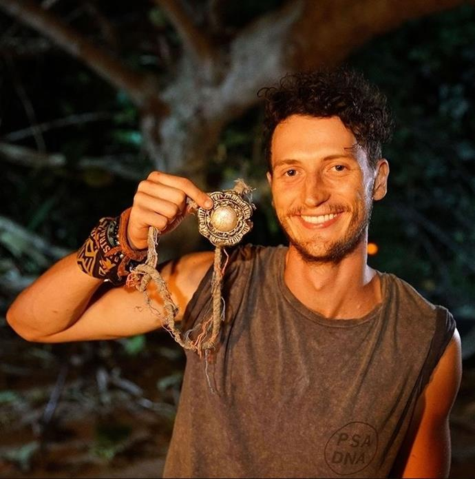 Benji was the ultimate game-player despite leaving with an immunity idol around his neck.