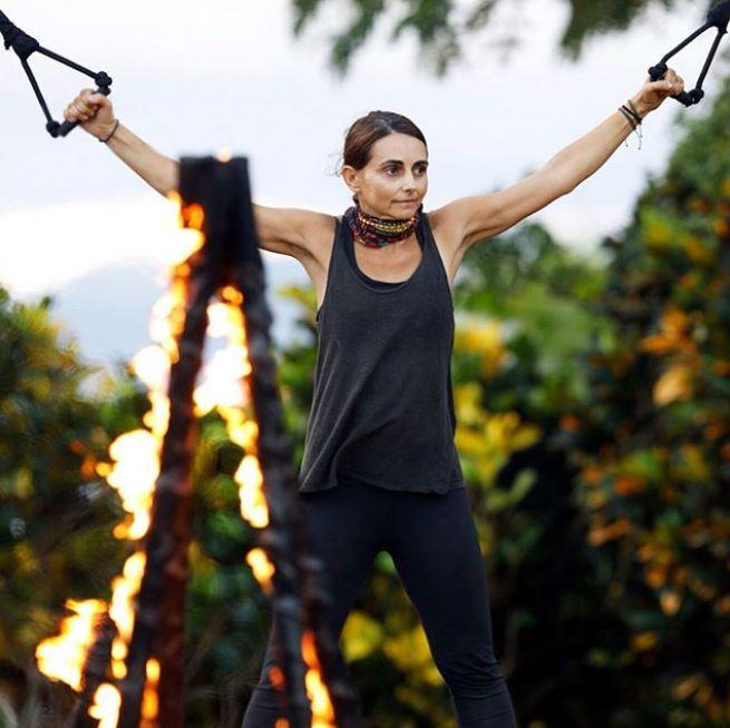 Pia didn't win immunity in the final challenge, but she did make it through to the end!