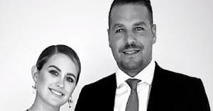 Jesinta and Buddy Franklin's adorable date night with baby bump | Australian Women's Weekly
