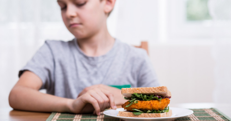 The problem with hiding vegetables in kids food | Bounty