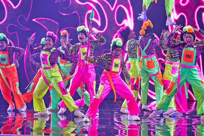 """**Lil Kookies: Dance Crew, 9-13** <br><br> This crew of talented youth dancers are desperate to win as """"it would open so many doors,"""" they tell us.  <br><br> """"It would show that kids can be awesome, too."""""""