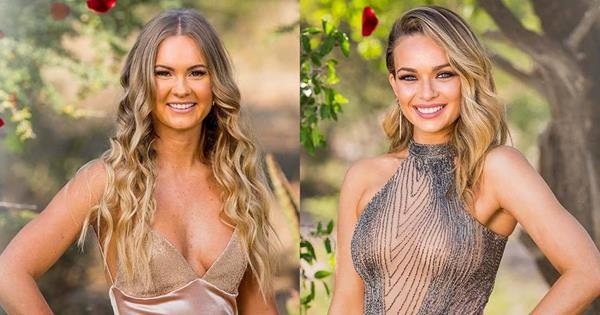 The Bachelor final two dresses PROVE who wins   NW