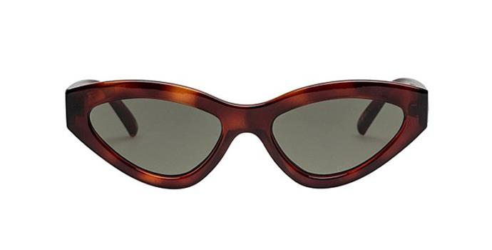 "[Le Specs Synthcat sunglasses, $69 at David Jones](https://www.davidjones.com/bags-and-accessories/new-in/22924500/Synthcat-Sunglasses.html|target=""_blank""