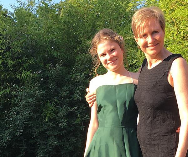 Susie and her 14 year-old daughter Milou have been passionate about the environment and sustainability for years.
