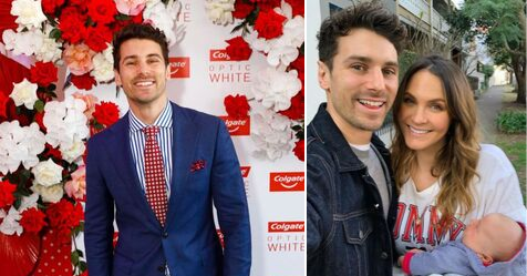 EXCLUSIVE: Matty J reveals his wedding date and when we can expect baby number two | Now To Love