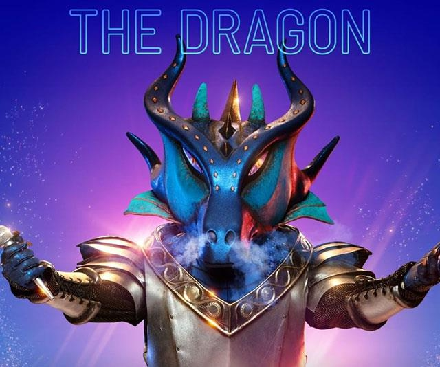 ***The Costume:*** Who is behind the Dragon mask?