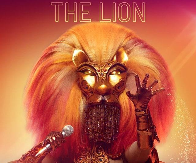 ***The Costume:*** Who is behind the Lion mask?