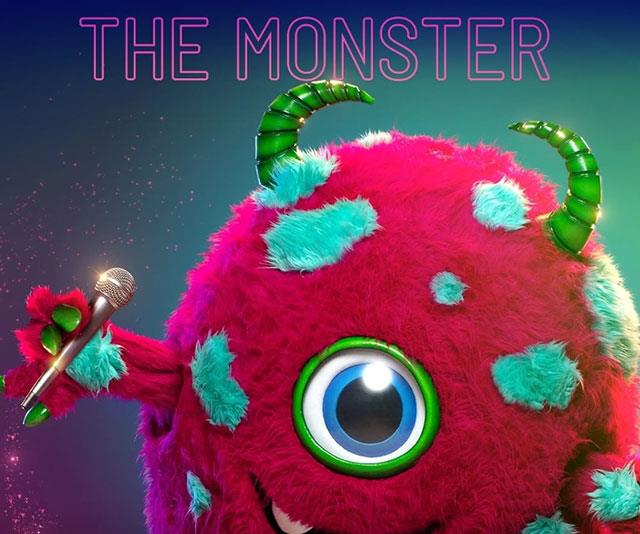 **The Costume:** Who is behind The monster costume?