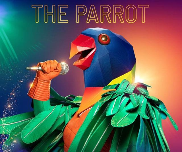 ***The Costume:*** Who is behind the Parrot mask?
