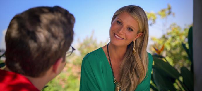 Gwyneth Paltrow stars in her first leading role for TV.