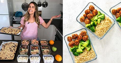 How to meal prep: A dietitian shares her top meal prep tips | Good Health