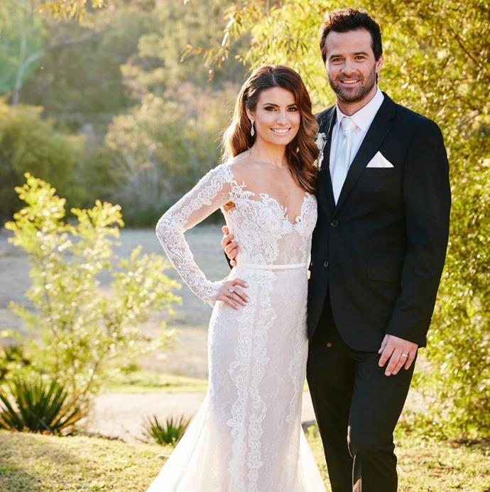 Charlie and his former co-star Ada Nicodemou.