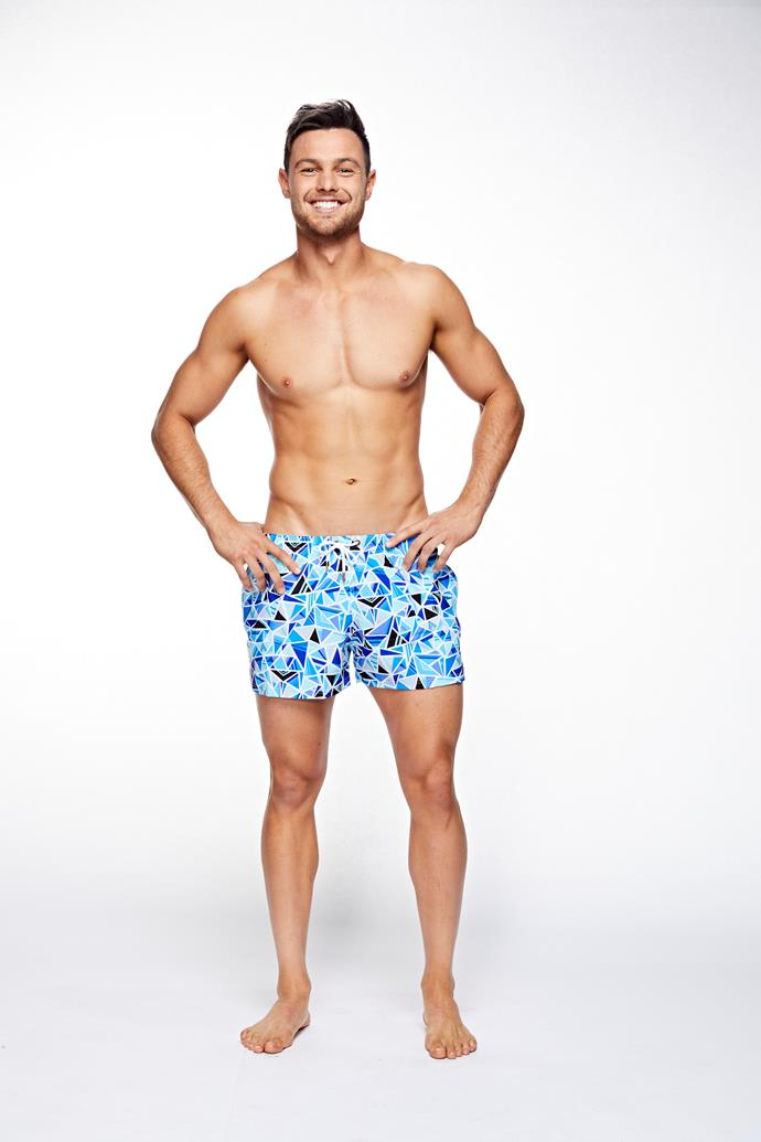 "**Gerard, 23, nutritionist/fitness coach, WA** <br><br> A personal trainer with a big heart, Gerard has had one ""love of his life"" who he dated for three years. As well as coaching special needs teams, he's trained a few of the Fremantle Dockers and West Coast Eagles footballers."