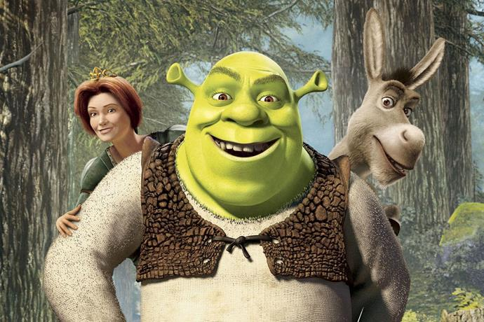 Shrek is coming to Netflix.