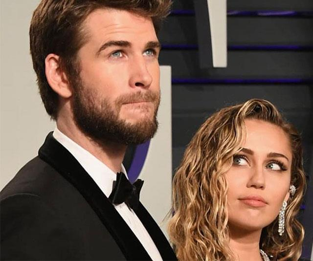 Miley and Liam called it quits in August after less than year of marriage.