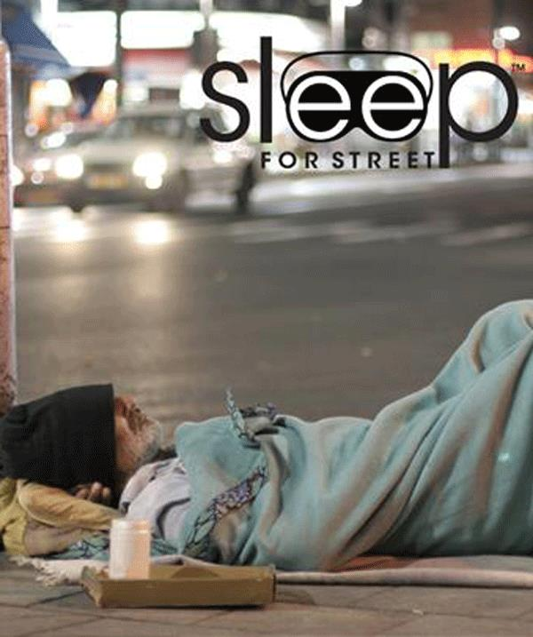 From October 2019, SHHH SILK want to positively impact the lives of 1,000,000+ homeless people globally by giving them the gift of sleep.