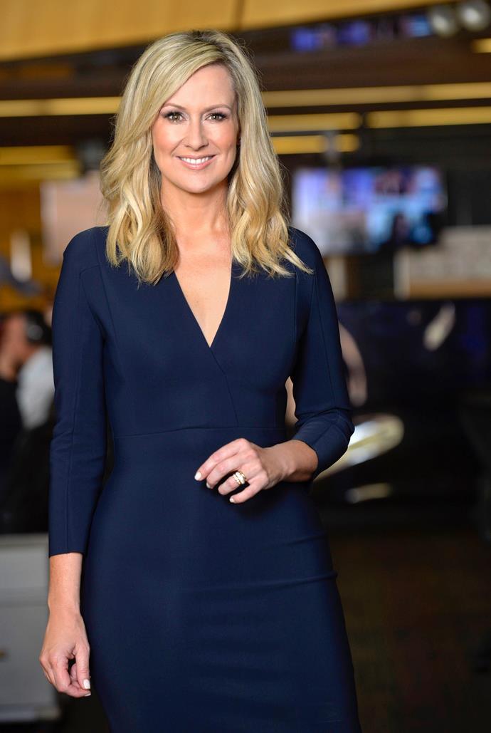 Melissa Doyle has hosted Sunday Night since 2015.