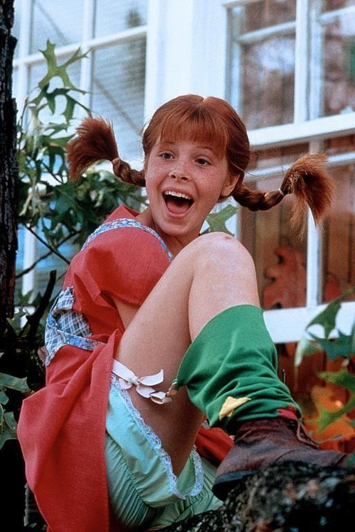 Tami Erin starred as Pippi Longstocking in the 1988 cult film.