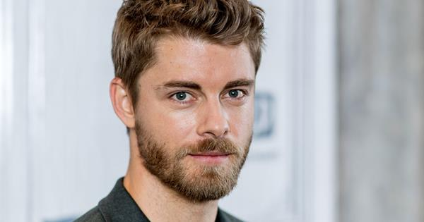 Luke Mitchell lands role in huge film Without Remorse | TV WEEK